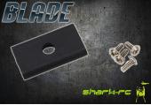 Blade 450 3D - Blok łożyska napędu wirnika ogonowego
