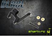 Blade 450 3D - Dźwignia sterowania wirnika ogonowego