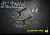 Blade 450 3D - Mocowanie serwa ogonowego