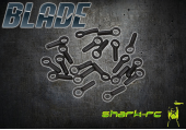 Blade 450 3D - Komplet snapów (10)