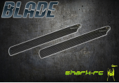 Blade 250 CFX / 300 CFX / 300 X - karbonowe łopaty główne 245 mm