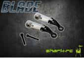 Blade 300 CFX / 300 X - Ramiona sterowania flybarless duralowe