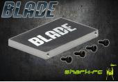 Blade 250 CFX / 300 CFX - Mocowanie akumulatora