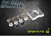 Blade 250 CFX / 300 CFX - Mocowanie silnika