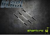 Blade 250 CFX / 300 CFX / 300 X - Popychacze tarczy (3)