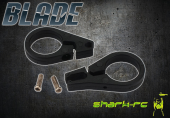 Blade 300 CFX / 300 X - Prowadnice popychacza ogonowego (2)