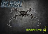 Blade Glimpse - Szkielet modelu