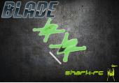 Blade Zeyrok - Rama główna zielona