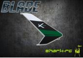Blade 120 S - Statecznik pionowy