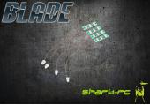 Blade Mach 25 - Komplet oświetlenia LED