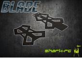 Blade Mach 25 - Szkielet czarny węglowy