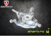 OXY 3 - Aluminiowa tarcza sterująca srebrna