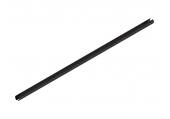 Blade 250 CFX / 230 S - Belka ogonowa czarna węglowa